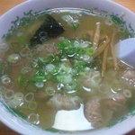 9241760 - 塩ワンタン麺