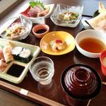 福よし - 料理写真:寿司セット