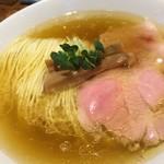 麺処清水 - 鶏塩そば