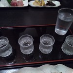92412140 - 元文 花酵母の飲み比べ
