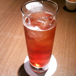 92412772 - 珍しい「サンザシ酒」。話しの種にぜひどうぞ。