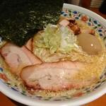 麺処 武壱 - 料理写真:特製味噌(1180円)