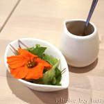 カフェレストラン デュボワ - サラダ