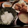 やまや - 料理写真:唐揚げ定食1100円