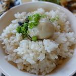 牡蠣亭 - 牡蠣御飯