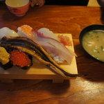 力寿司 - ジャンボ寿司1600円