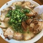 ラーメン道場 - チャーシュー麺