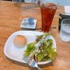 Liberta - 料理写真:ランチのサラダパンセット  250円