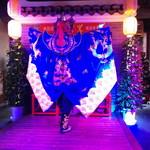 Chuugokukyoudoryourikinri - 変面ショー1