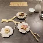 92422279 - 八寸 目黒川と桜