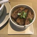 牟岐縄屋 - 豚バラ胡椒飯(イベリコ豚)