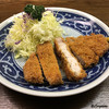 助六 - 料理写真:西の関脇 ロースカツ