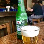 クボカリー - ハイネケン瓶