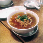肉汁台湾餃子酒場 でら餃子 - 台湾ラーメン