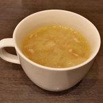 ボーノロッソ - ランチスープ