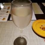ブラッスリー ジゴ - グラススパークリングワイン