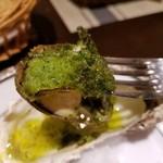 ブラッスリー ジゴ - プルプル牡蠣
