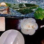 海鮮茶屋 一鮮 - 美味しく完食!