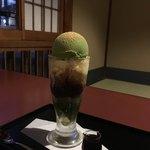 Giwonkomori - わらび餅パフェ