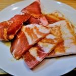 焼肉BARさんたま - 豚バラ