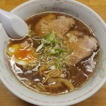 定食屋 きらく亭 - 料理写真:正油ラーメン