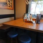 麺や食堂 - 2018年9月