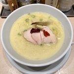 銀座 篝 - 鶏白湯SOBA(並)