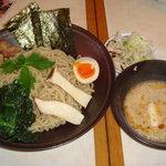 ラーメンショップ 西海 - 限定 つけ麺