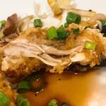 SHIN - ミニチキン油淋鶏