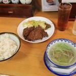 味の牛たん 喜助 - 牛たん炭火焼定食