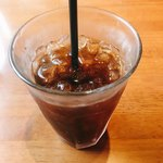 カナダカン - セットのアイスコーヒー
