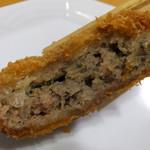 肉のヤマキ商店 - 肉屋のメンチカツ