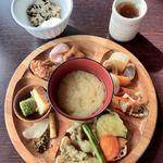 92432740 - ランチビュッフェ(¥2,500) 和食・デザート盛り付け例