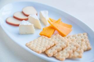 ワロスロードカフェ - チーズ盛り合わせ