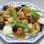 タイランド - ガイパッメッマムアン(鶏肉とカシューナッツ炒め)