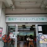 国見サービスエリア(上り線)テイクアウトコーナー -