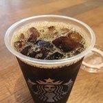 スターバックス コーヒー - アイスコーヒーは¥302ですよー