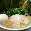渡来武 - 料理写真:ラーメン、海苔、ほうれん草