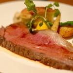 グランド キッチン - 国産牛のローストビーフ ★いっしーリコメンド