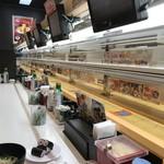 かっぱ寿司 - レーン