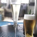 ヒルトップ カシータ - ¥500で注文できるドリンク ビールやワイン、スパークリング