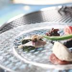 ヒルトップ カシータ - ランチセットの前菜
