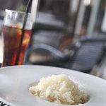 ヒルトップ カシータ - ランチセットのデザート、グレープフルーツとライチのシャーベットジュレ