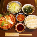 焼肉 松の屋 - ランチ 焼肉定食