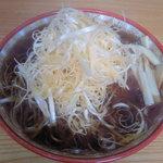 夏堀 - ねぎ醤油ラーメン