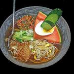 焼肉 松の屋 - 冷麺