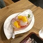 STEAK × WINE 肉バル LIMIT DISH - スペシャルランチのデザート