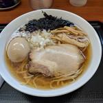 92442905 - 【2018/9】淡麗煮干+味玉