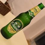 サクラカフェ - 世界のビール飲み放題(2,000円)の『チャーン(600円相当)』2018年9月