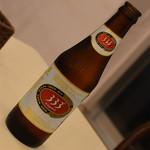 サクラカフェ - 世界のビール飲み放題(2,000円)の『バーバーバー(650円相当)』2018年9月